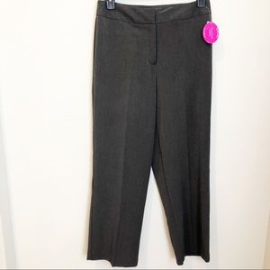 Investments Park Ave Fit Pants NWT 10S